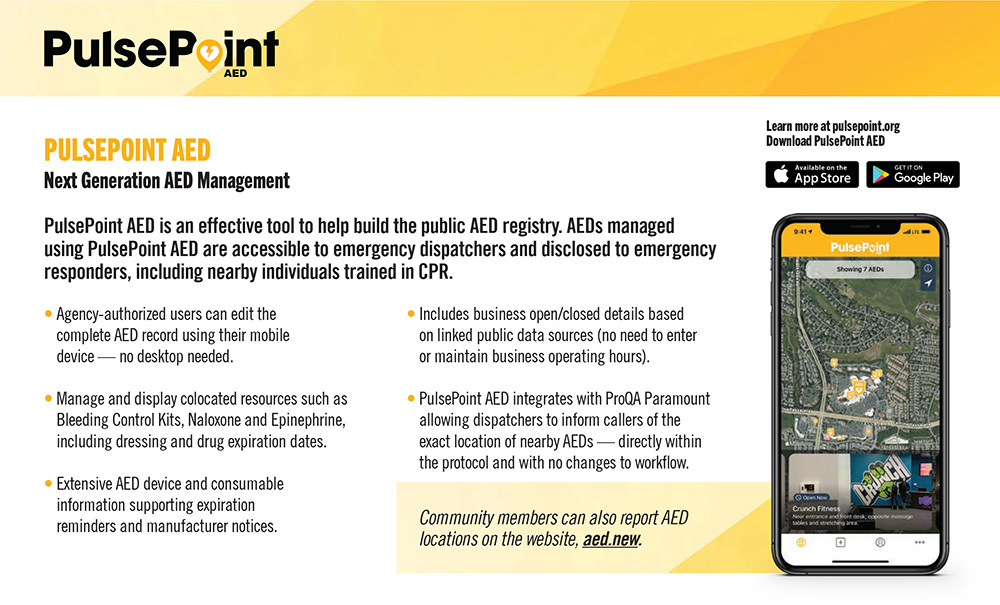 AED Fact Sheet Image