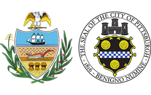 Allegheny County Logos.
