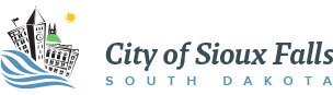 City of Sioux Falls logo.