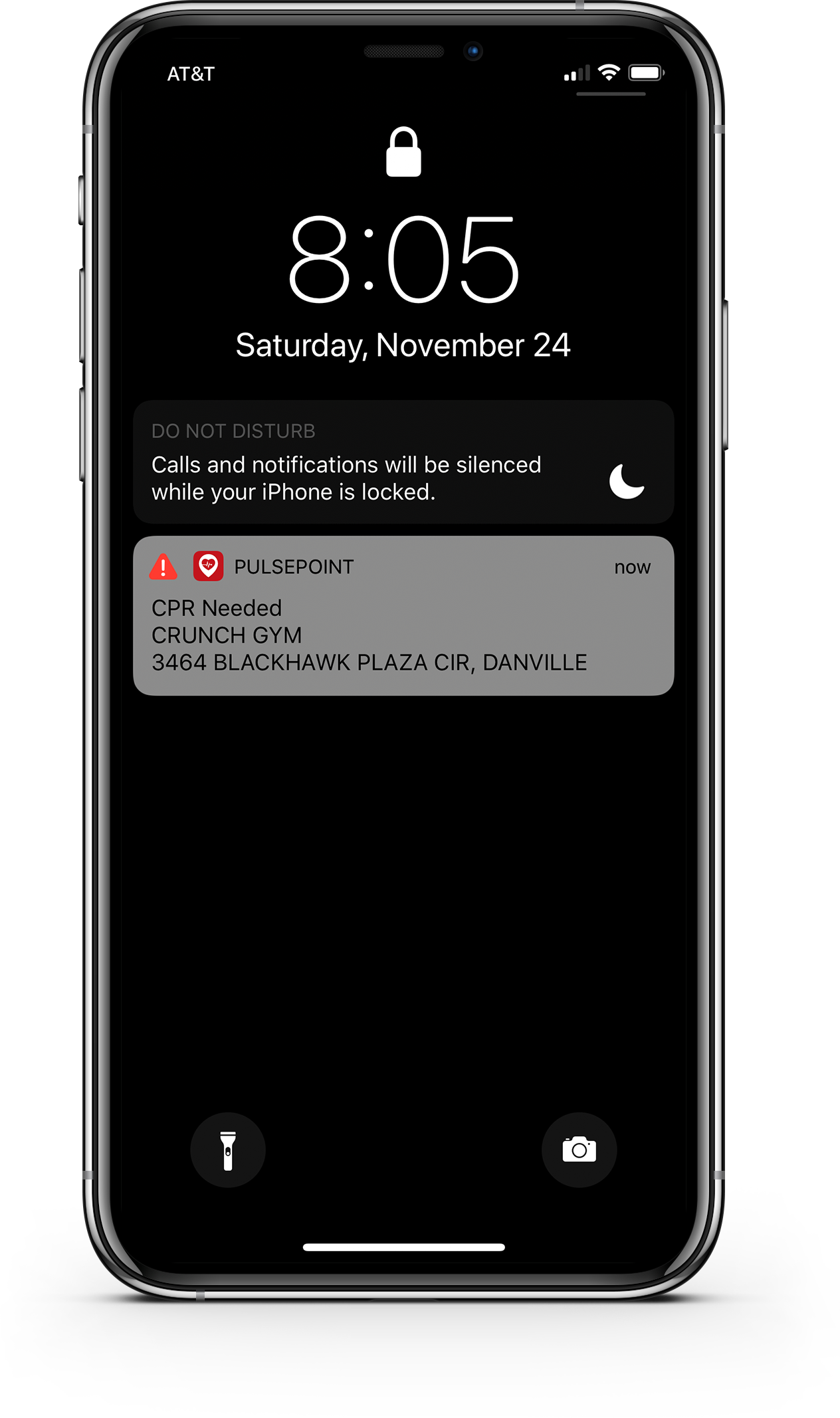 Apple Critical Alerts Notification Do Not Disturb.