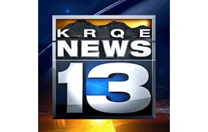 KRQE Logo.