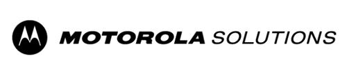 Motorola Solutions logo.