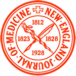 New England Journal of Medicine logo.