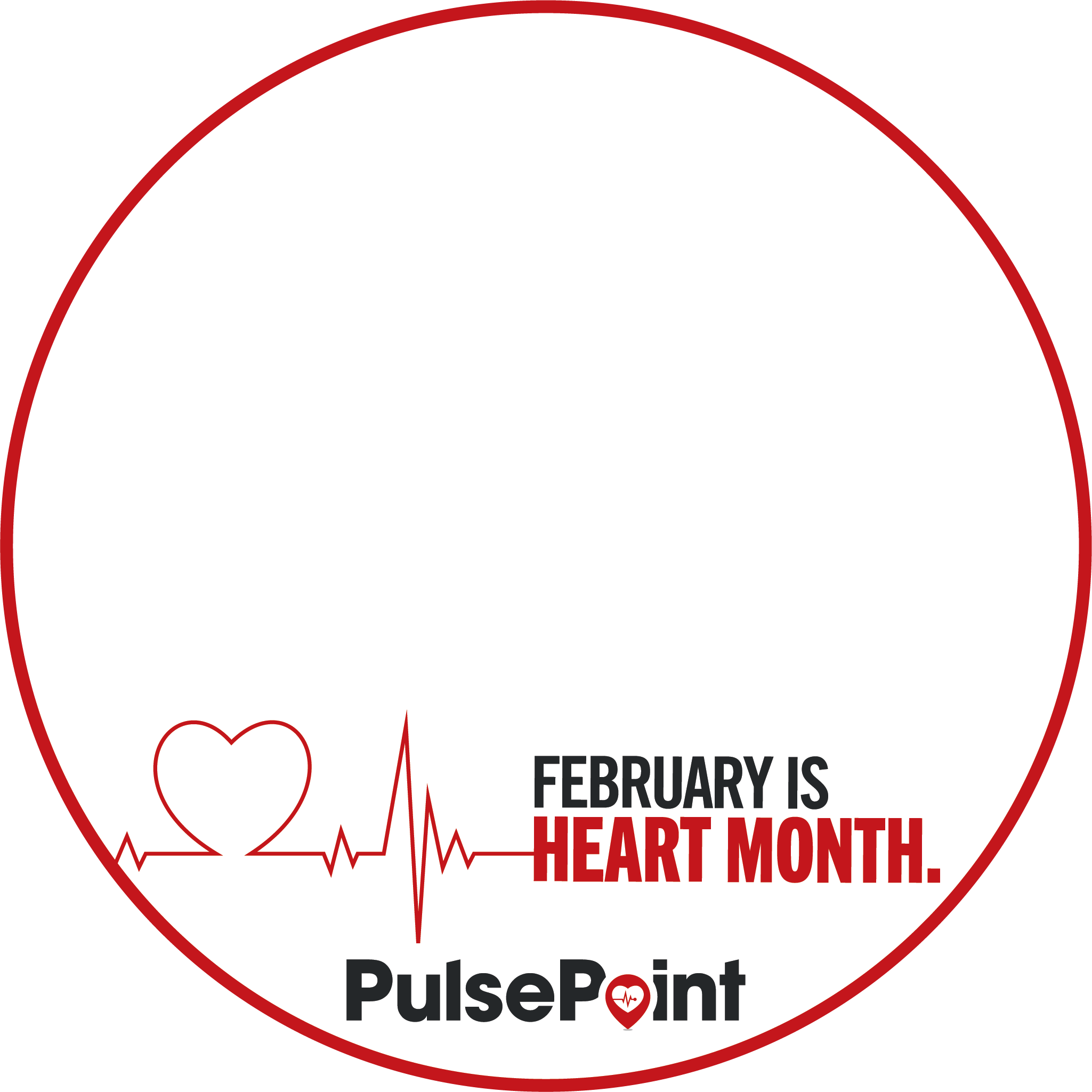 Image of PP 20 041 Heart Month Toolkit Facebook Frame 1200x1200 PP