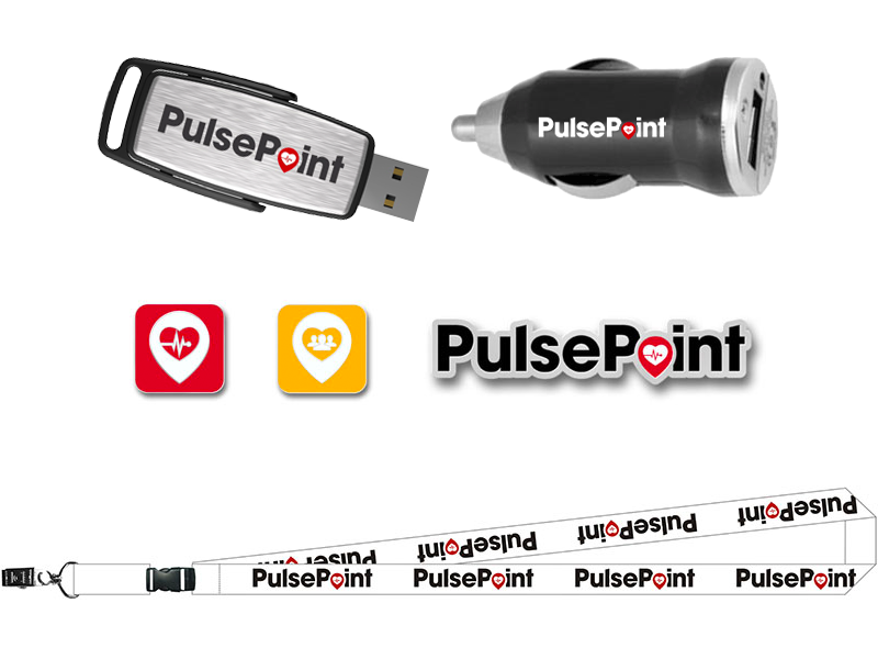 PulsePoint Promotional Items.