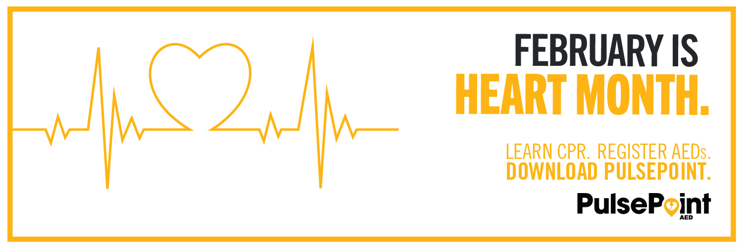Image of Pulse Point Heart Month Toolkit Email Twitter Header AED