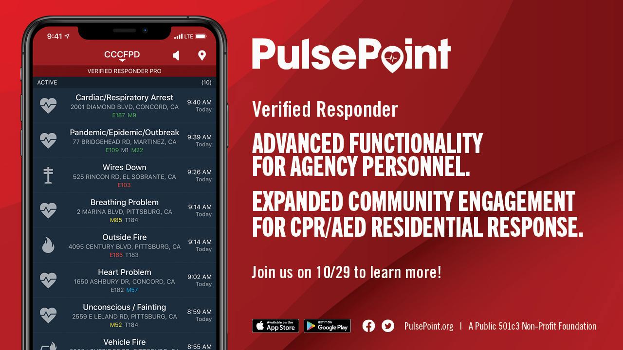 PulsePoint Verified Responder Webinar