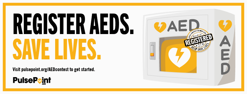 PulsePoint AED Awareness Campaign Outreach Facebook