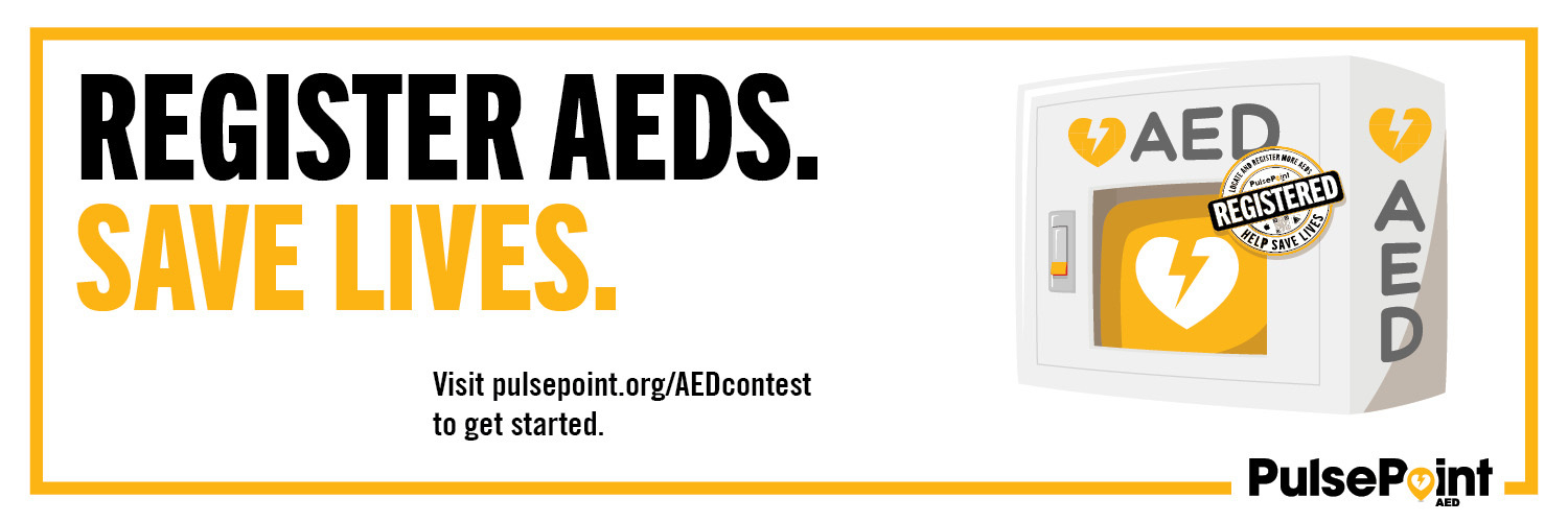 PulsePoint AED Awareness Campaign Outreach Twitter