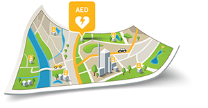 PulsePoint AED Registry Graphic