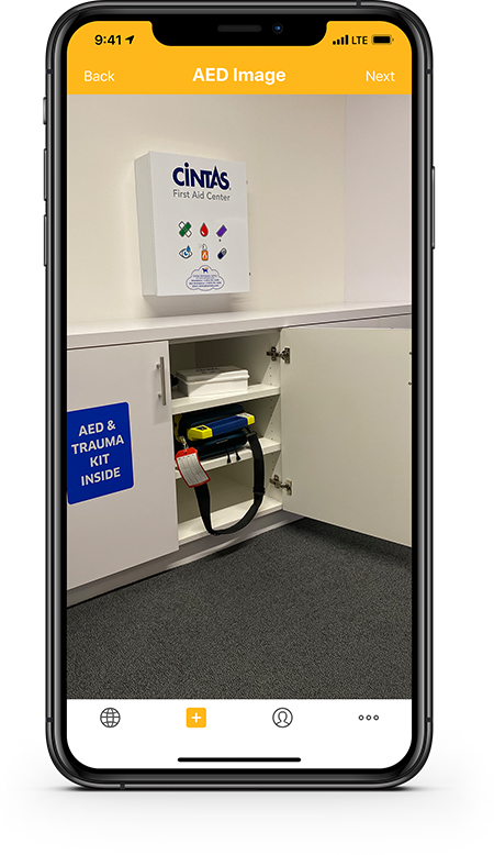 PulsePoint AED v2.2 AED Image