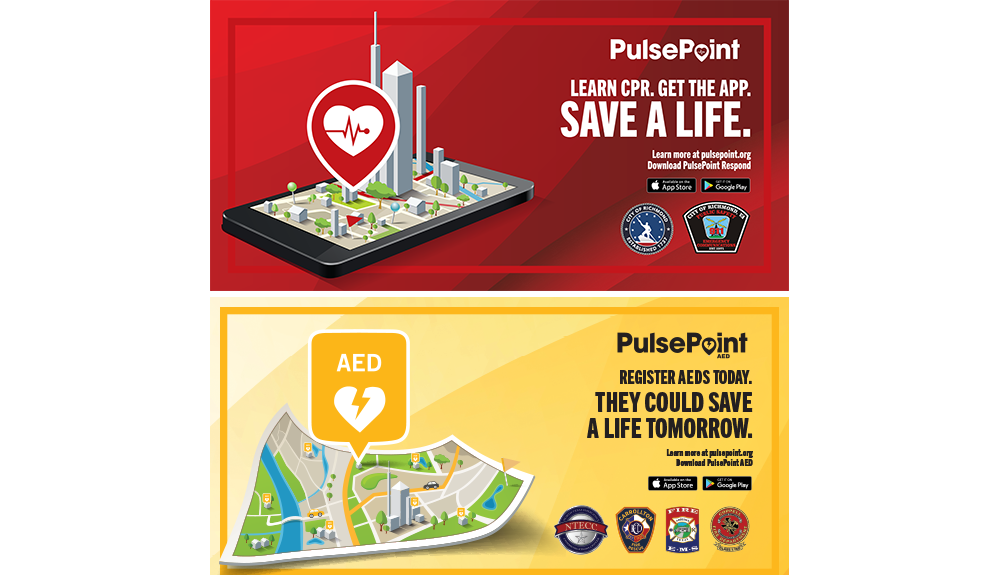 PulsePoint Outreach Banner