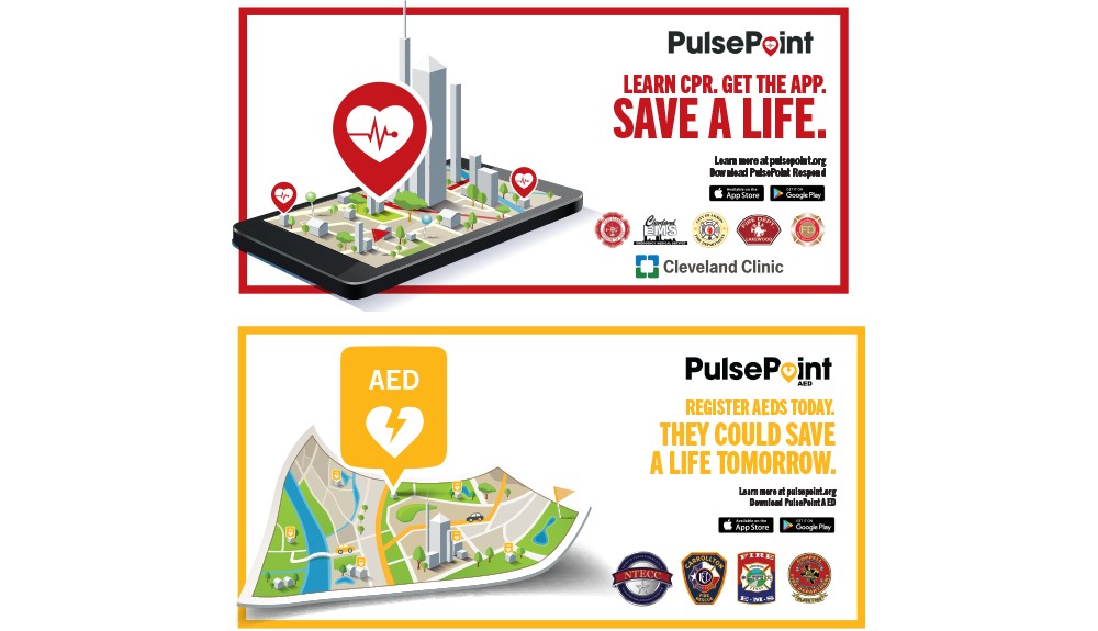 PulsePoint Outreach Banner.