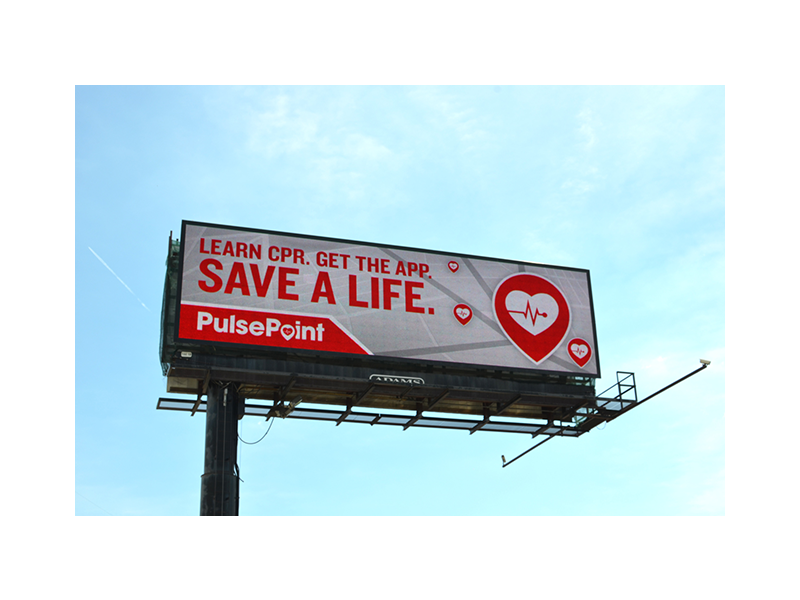 PulsePoint Billboard Respond.