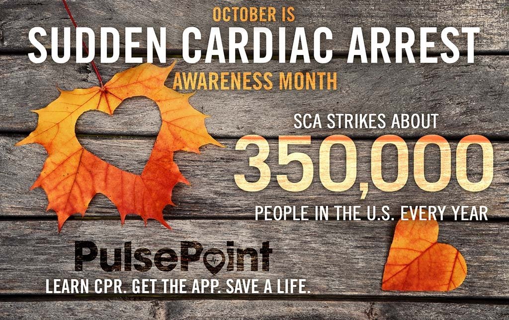 PulsePoint Cardiac Arrest Stat Social Media Asset.