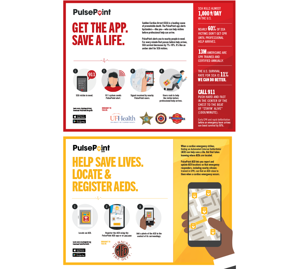 PulsePoint Outreach Infographic.
