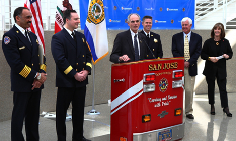 Public launch of PulsePoint in San Jose, CA.