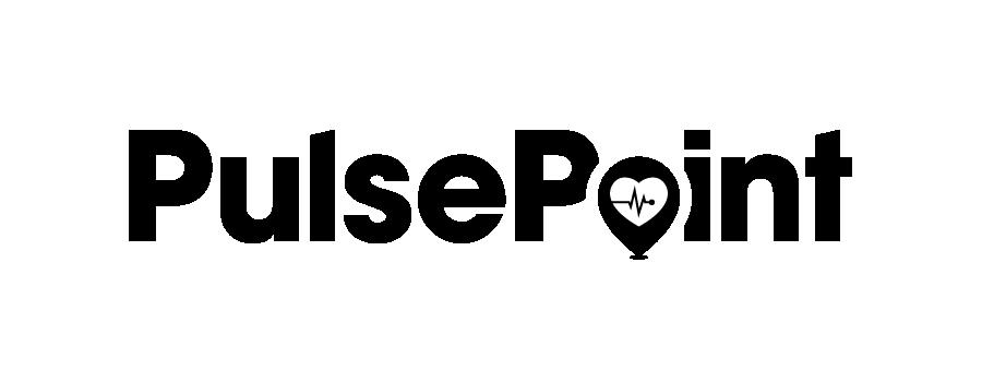 PulsePoint Logo Black.