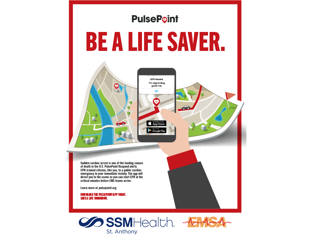 PulsePoint Respond Marketing Outreach Poster