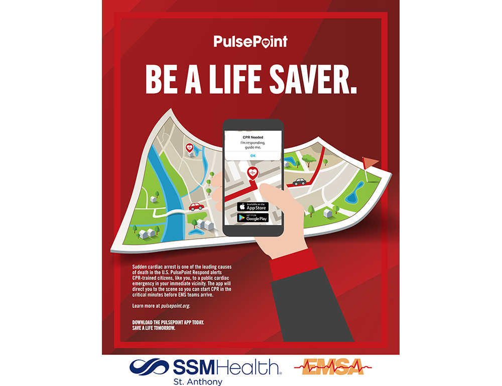 PulsePoint Outreach Poster
