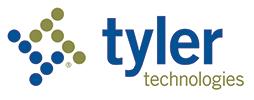 Tyler Technologies logo.