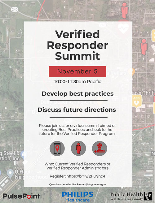 Verified Responder Summit