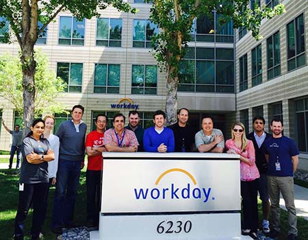 PulsePoint volunteers at Workday.