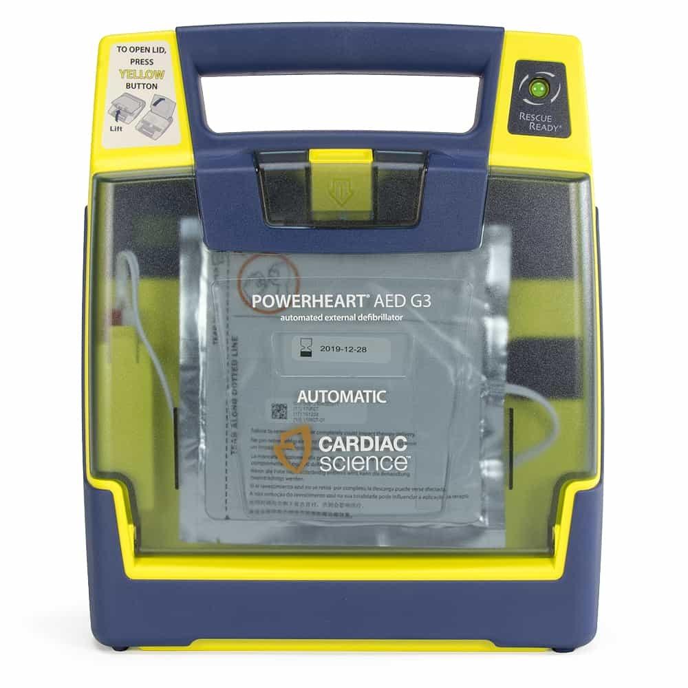 Cardiac Science Powerheart® AED G3