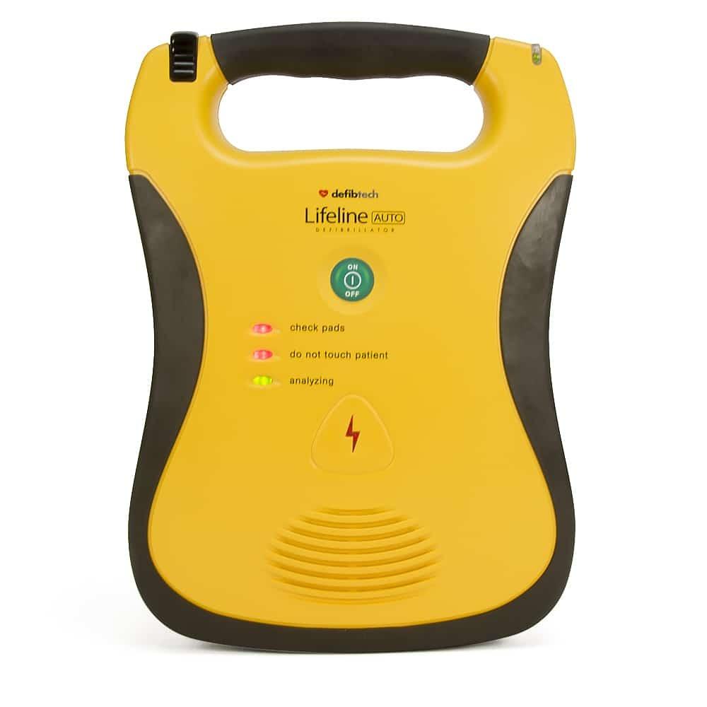 Defibtech Lifeline and Lifeline AUTO AED