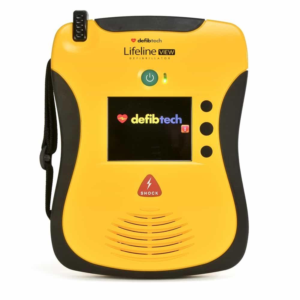 Defibtech Lifeline VIEW / ECG AED
