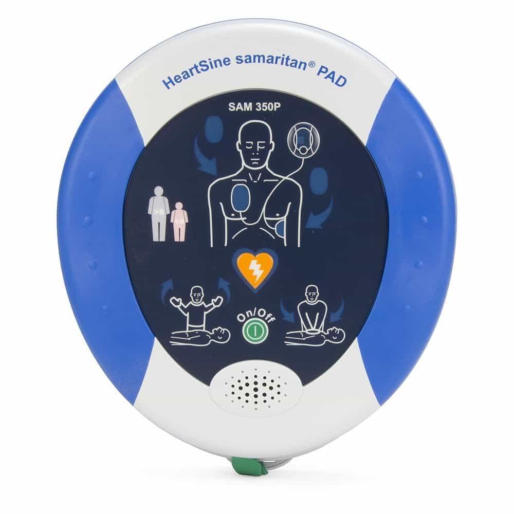 HeartSine® samaritan® PAD 350P