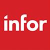 Infor logo.