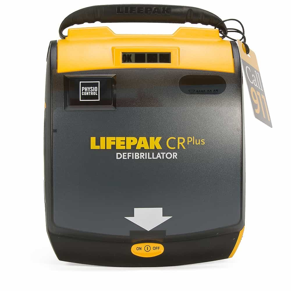 Physio-Control LIFEPAK CR® Plus