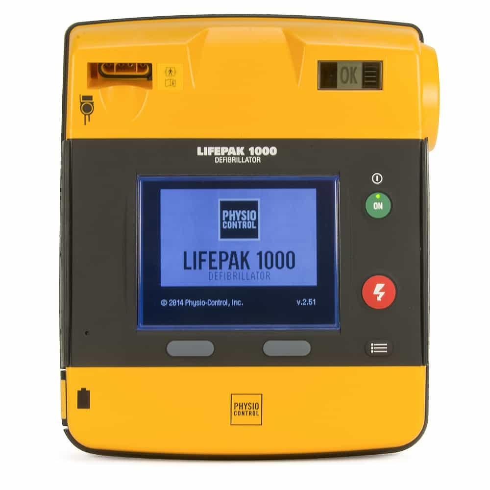 Physio-Control LIFEPAK® 1000